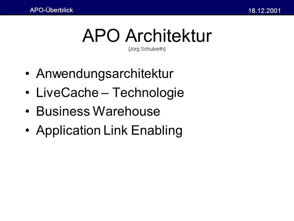 APO Architektur [Jörg Schuberth]